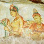 ההתנהגות במקדשים בסרי לנקה