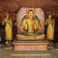 מקדשים של סרי לנקה