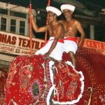 חגיגת פסטיבלים בסרי לנקה