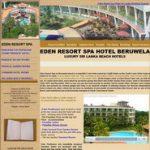 Eden Resort and Spa Beruwala